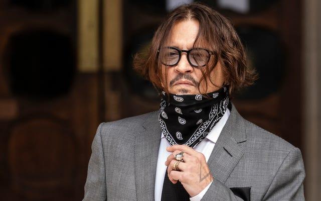 Die Anwälte von Amber Heard sagen, Johnny Depp habe versucht, ihre Sexszenen zu stoppen