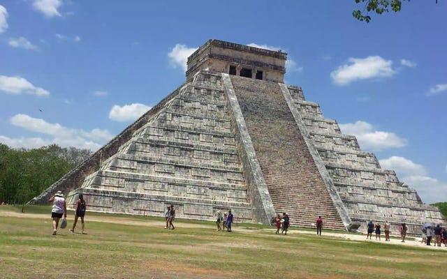 Otra maravilla de la civilización construida frente a lo real