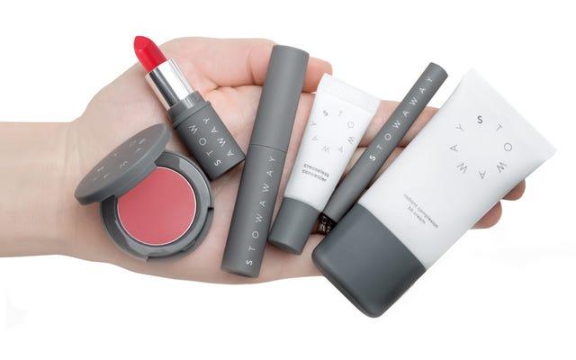 Stowaway Cosmetics stawia licznik makijażu w kieszeni