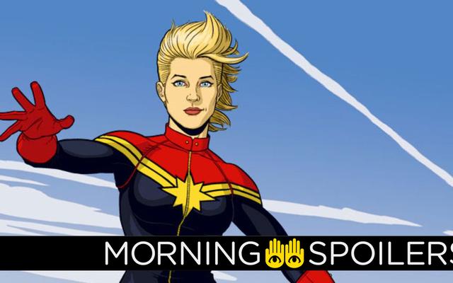 キャプテンマーベルの映画には、コミックからの主要な紛争が含まれます