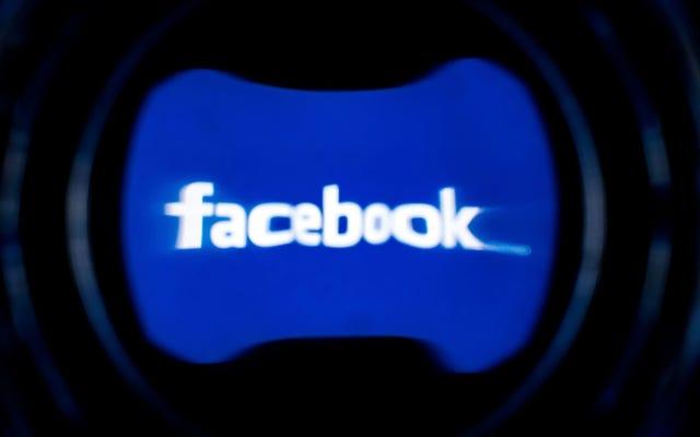 人々がFacebookがそれに対して支払ったことを知った後のFacebookの偽情報防止の取り組みに関するティーンヴォーグヤンクパフピース