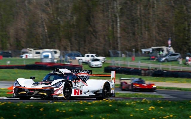 ミッドオハイオレースは、IMSAが現在世界で最もエキサイティングなスポーツカーレースであることを証明しています