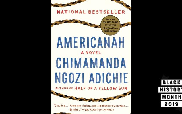 28 jours de noirceur littéraire avec VSB   Jour 4: Americanah par Chimamanda Ngozi Adichie