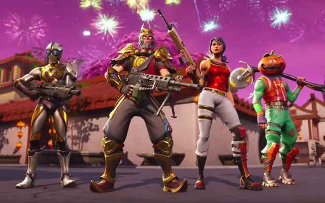 Fortnite будет раздавать игровые предметы в обмен на просмотр видео на YouTube