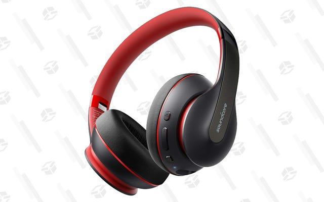 Headphone Audio Resolusi Tinggi yang Luar Biasa dari Grab Anker Hanya dengan $ 30 [Eksklusif]