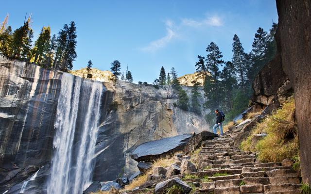 विकलांग लोगों को राष्ट्रीय उद्यानों के लिए एक मुफ्त लाइफटाइम पास दिया जाता है