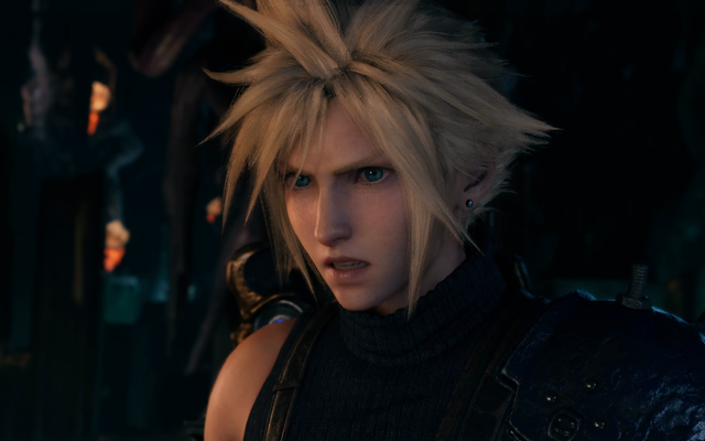 Бой с боссом в поздней игре демонстрирует ремейк Final Fantasy VII в лучшем виде