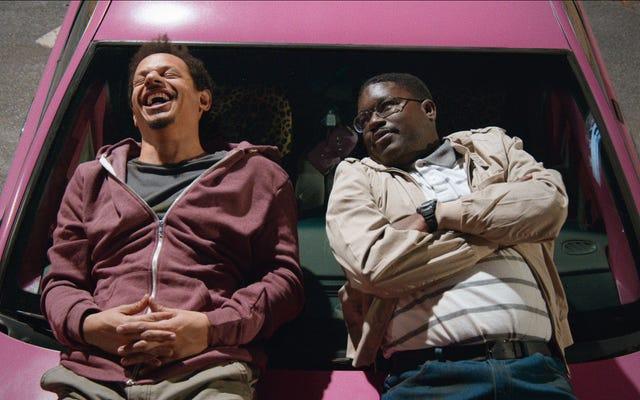 Eric Andre dan Lil Rel Howery mengungkap rahasia di balik lelucon paling berani di Bad Trip