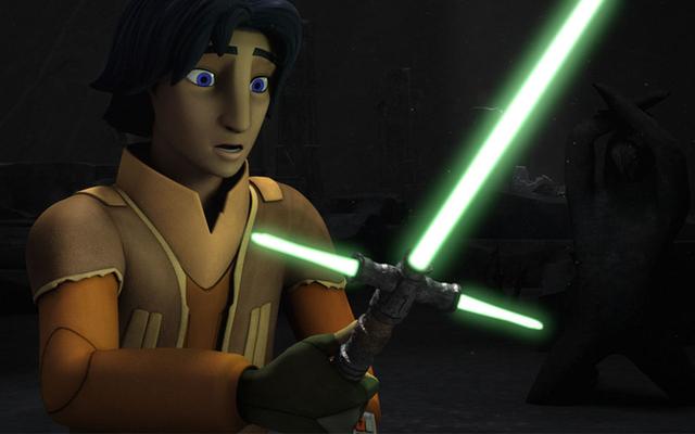 Clip nổi dậy của Star Wars mới trêu chọc mối liên hệ chính với Vũ trụ mở rộng cũ