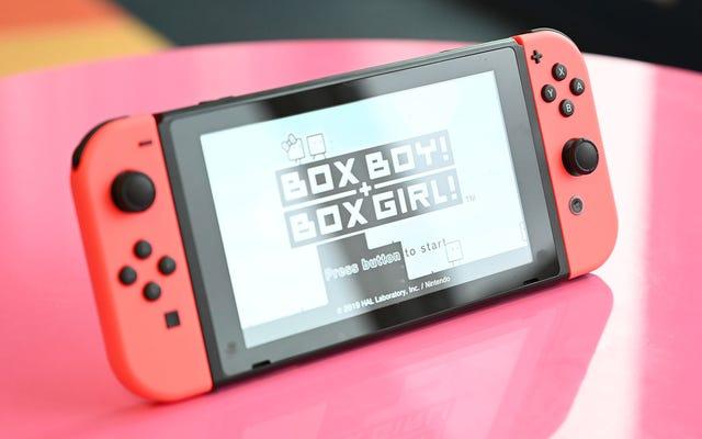 Nintendo обновит оригинальный Switch новым процессором