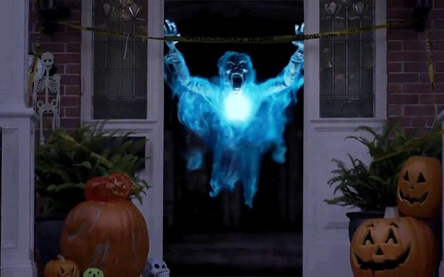 Comment souffler plus de 20000 $ pour décorer votre maison pour Halloween