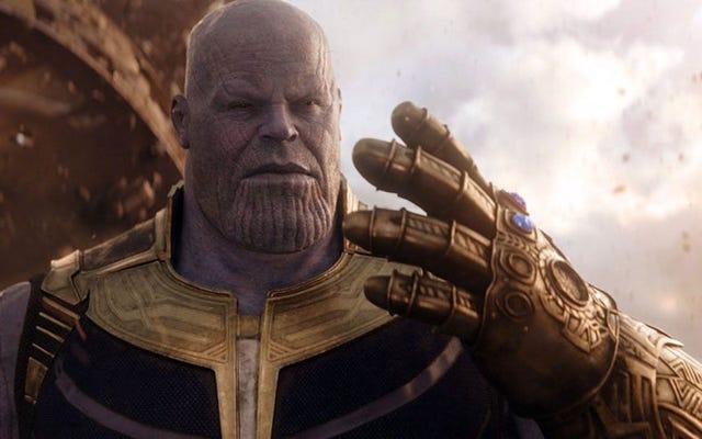 Voulez-vous savoir si Thanos vous tuerait dans le monde réel? Participez à cette purge massive sur Reddit