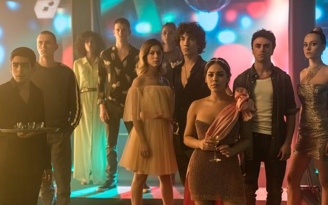 Napalony dramat dla nastolatków Netflix Élite nawiedza przyszłość w sezonie 3