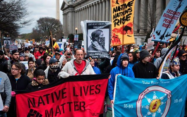 La cospirazione antifa di Trump è una minaccia per il movimento per il clima