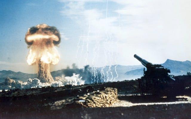 การโจมตีทางนิวเคลียร์แบบ 'จำกัด ' ยังคงสร้างความหายนะให้กับสภาพภูมิอากาศ