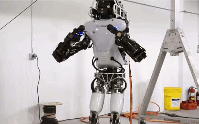 Pentagon'un İnsansı Robotu ATLAS, Büyük Bir Yükseltme Yaptı