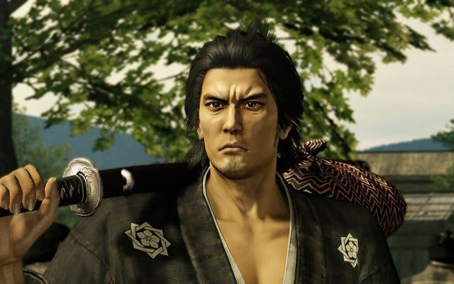 Le producteur de Yakuza aimerait apporter ses retombées des 17e et 19e siècles à l'Ouest