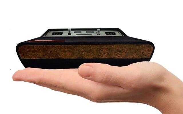 Dream Arcades veut construire une console d'émulateur très sophistiquée