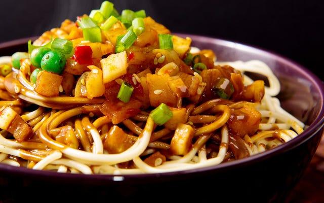 Ketika Anda memikirkan Wuhan, pikirkan mie kering panas