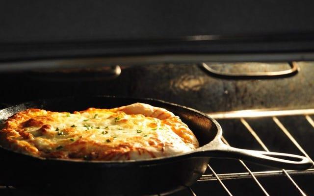 鋳鉄で作れるとは知らなかった5つのおいしい料理