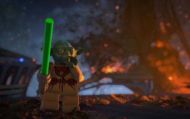 Le mod portano LEGO in Star Wars Battlefront II