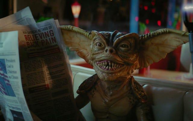 ภาพยนตร์เรื่อง Gremlins Fan นี้รับประกันว่าจะพาคุณเข้าสู่จิตวิญญาณแห่งวันหยุด