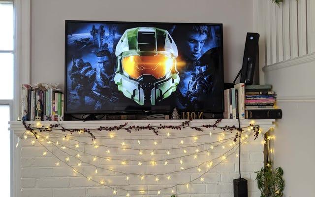 はい、Xbox Oneを実際の棚に置く必要があることはわかっています(いつか)