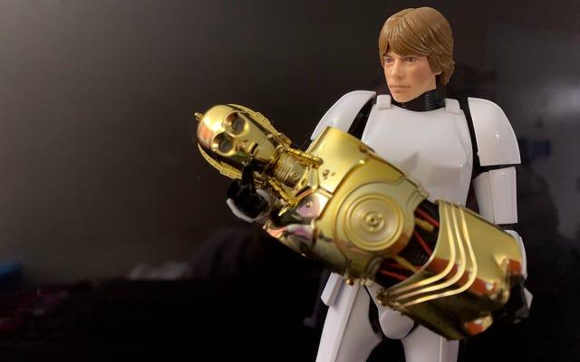 Construire une meilleure figurine Star Wars