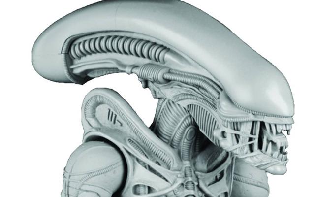 """NECA está convirtiendo al alienígena """"Big Chap"""" en una figura asombrosa y gigantesca"""