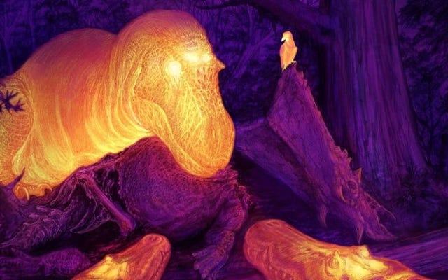 Mereka memecahkan misteri lubang aneh di kepala Tyrannosaurus rex