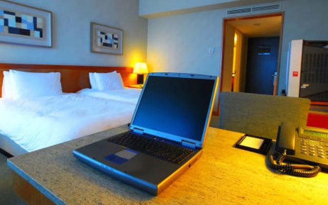 एफसीसी अंत में कानून देता है: होटल वाई-फाई को अवरुद्ध नहीं कर सकते