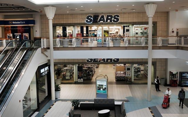 Amazon อาจจะกลืนกิน Dying Mall ในละแวกใกล้เคียงของคุณต่อไป