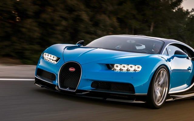 नई Bugatti Chiron में अतुल्य टेक, दुनिया की सबसे शक्तिशाली उत्पादन कार
