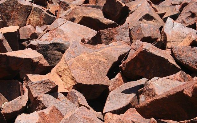 35億年前からオーストラリアで発見された岩石生命の最も初期の証拠