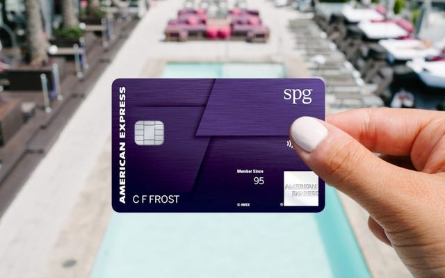 एसपीजी लग्जरी कार्ड होटल कार्ड के राजा हो सकते हैं