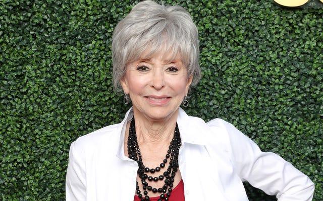 Rita Moreno กล่าวว่าการปรากฏตัวของเธอใน West Side Story ใหม่นั้นยิ่งใหญ่กว่าจี้