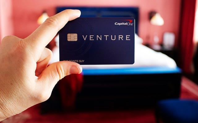 Mitra Transfer Kartu Ventura Capital One Live Hari Ini, Termasuk Dua Kejutan