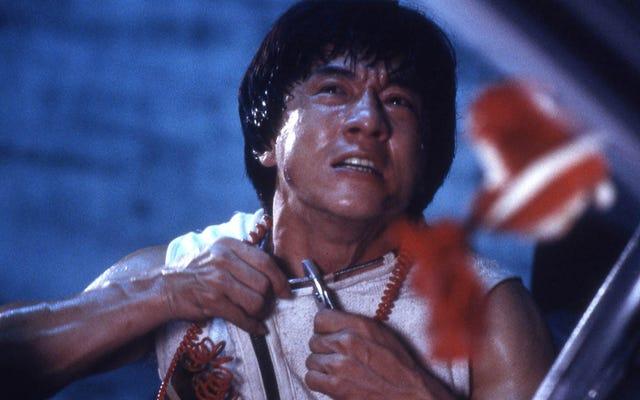 ジャッキー・チェンが映画の撮影中に骨折したすべての骨