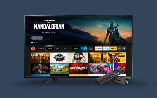 Fire TVは、より使いやすくなるはずの大きな再設計を取得します