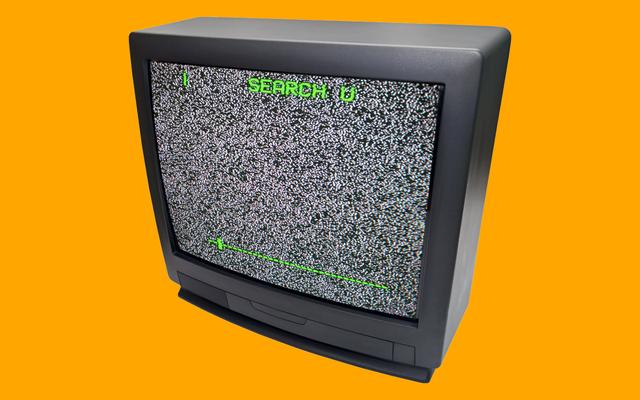 Я скучаю по коллекции ЭЛТ-телевизоров моей семьи