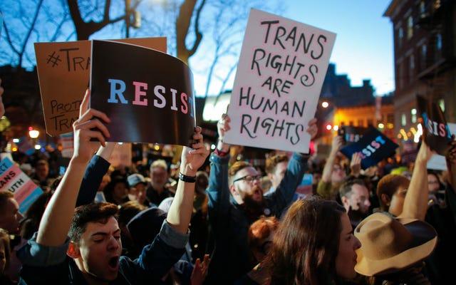 """El estado de Nueva York puede finalmente derogar la ley de merodeo por """"caminar siendo trans"""""""