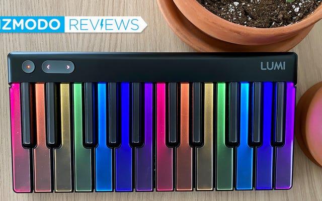 ルミキーはピアノなしでピアノの基本を学ぶための楽しい方法です