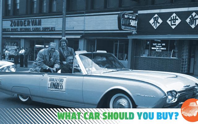 Je suis un agent de campagne politique à la recherche d'un trajet abordable pour faire avancer la cause! Quelle voiture devrais-je acheter?