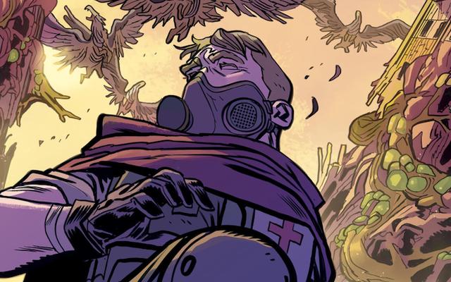 ロバートカークマンの新しいコミック忘却の歌は、超自然的な悲劇を乗り越えようとしている国についてです