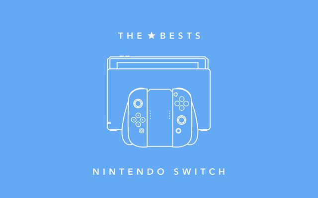 NintendoSwitch向けの12のベストゲーム