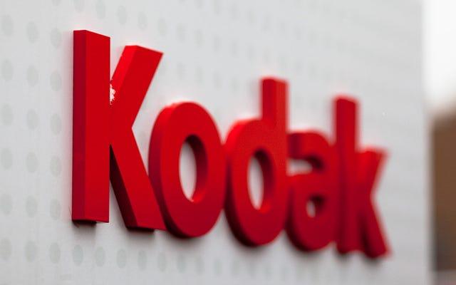 Perché lo schema Bitcoin di Kodak è una truffa da evitare