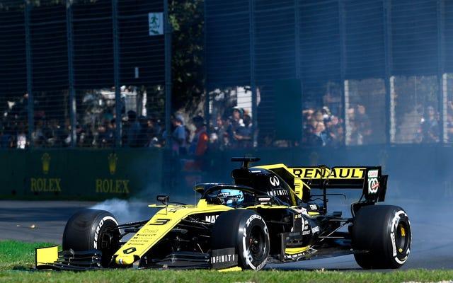 ダニエル・リカルドは彼のプロモーションスケジュールが彼のオーストラリアGPの希望を殺すのに役立ったと言った
