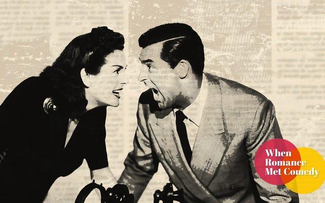 His Girl Friday ha ridefinito la commedia avvincente a 240 parole al minuto