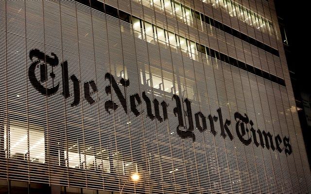 Il giornalista del New York Times si dimette dopo il rapporto sulle sue osservazioni razziste, ma ora i giornalisti `` svegliati '' vengono incolpati