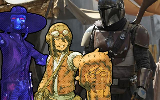 Cerita Star Wars lainnya yang harus Anda ketahui jika Anda menyukai The Mandalorian